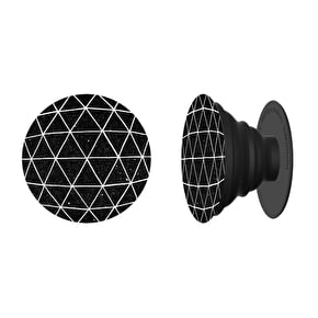 PopSockets - Geodesic Black