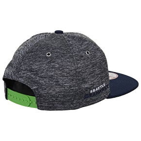 New Era 9Fifty NFL Draft Seattle Seahawks Snapback Cap
