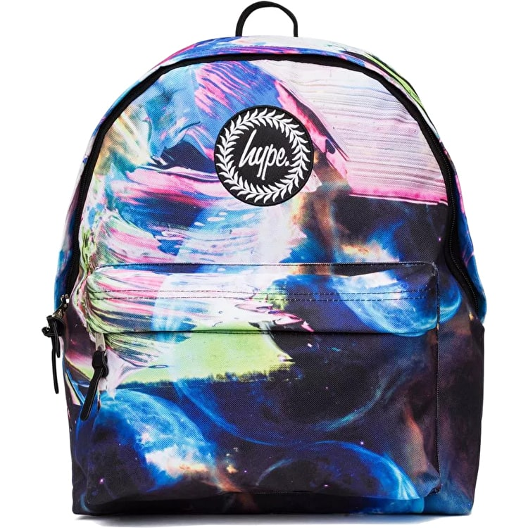 Hype Space Paint Backpack - Multi