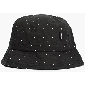 Diamond Micro Diamond Bucket Hat - Black