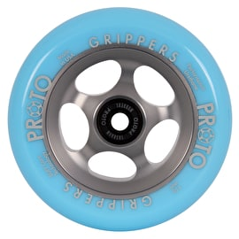 Proto Gripper Faded Pro 110mm Scooter Wheel - Blue