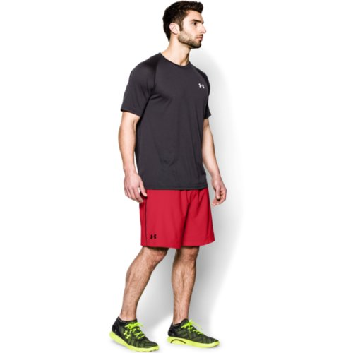 Under Armour Mirage Shorts- Risk Red/Black