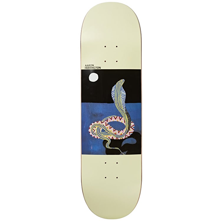Polar Herrington - Midnight Snake Skateboard Deck 8.25""
