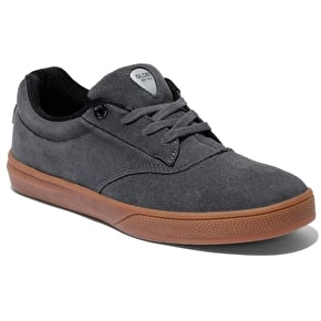 Globe The Eagle SG Shoes - Charcoal/Gum