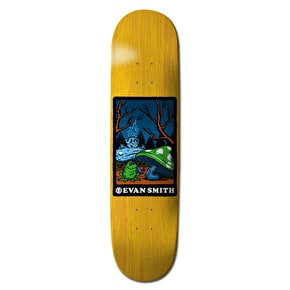 Element Second Hand Skateboard Deck - Evan 8.38''