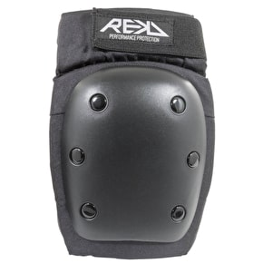 REKD Heavy Duty Junior Triple Padset - Black