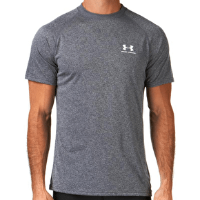 Under Armour Tech T-Shirt - True Grey Heather