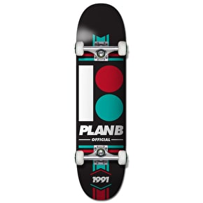 Plan B Team Official Complete Skateboard - 8