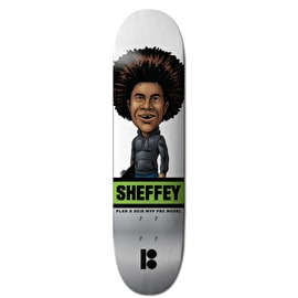 Plan B ProSpec Sheffey MVP Skateboard Deck - 8