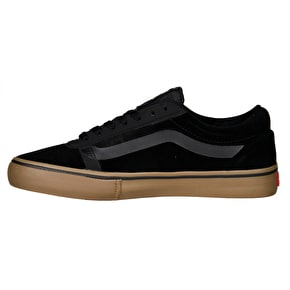 Vans AV Rapidweld Pro Skate Shoes - Black/Gum