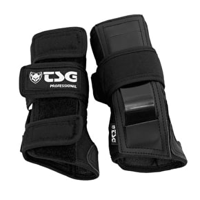 TSG Force Wristguards - Black