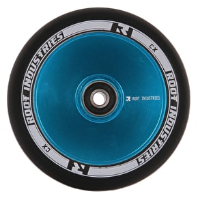 Root Industries 110mm Air Scooter Wheel - Black/Blueray