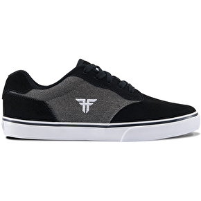 Fallen Slash Skate Shoes - Black/Saint Archer