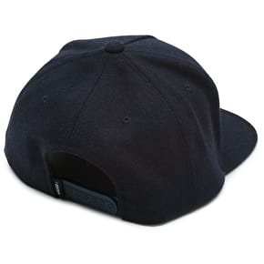 Vans Full Patch Snapback Cap - Dress Blues/Black