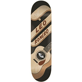 Toy Machine Guitar Skateboard Deck - Romero 8.25