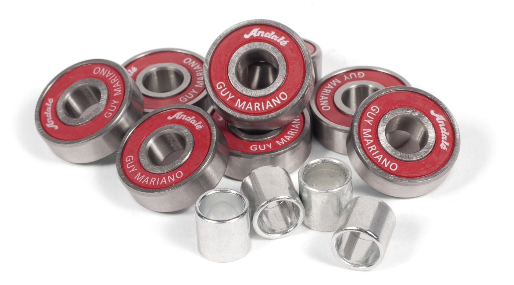 Image of Andale Mariano Hot Sauce Skateboard Bearings