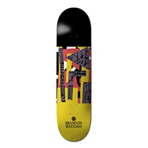 Element Quilted Skateboard Deck - Westgate 8.125