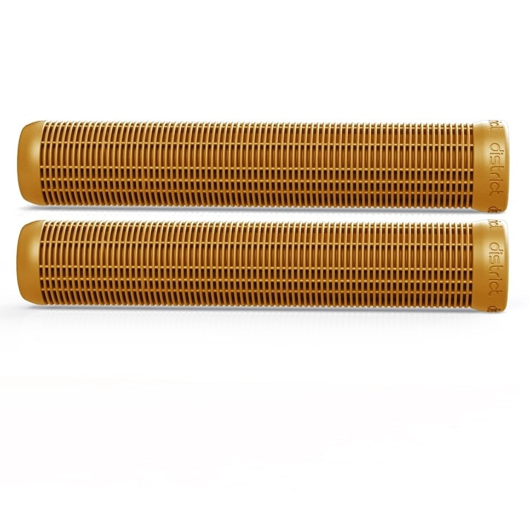 District S-Series G15L Scooter Grips - Gum