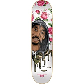 DGK Murked Williams Skateboard Deck 8.1