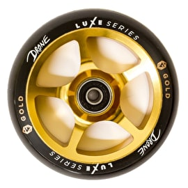 Drone Luxe Series 120mm Scooter Wheel - Gold
