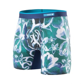 Stance Oxidized Floral Boxers - Green