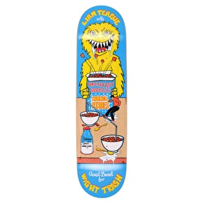 Wight Trash Guest Skateboard Deck - Liam Teague 8.25