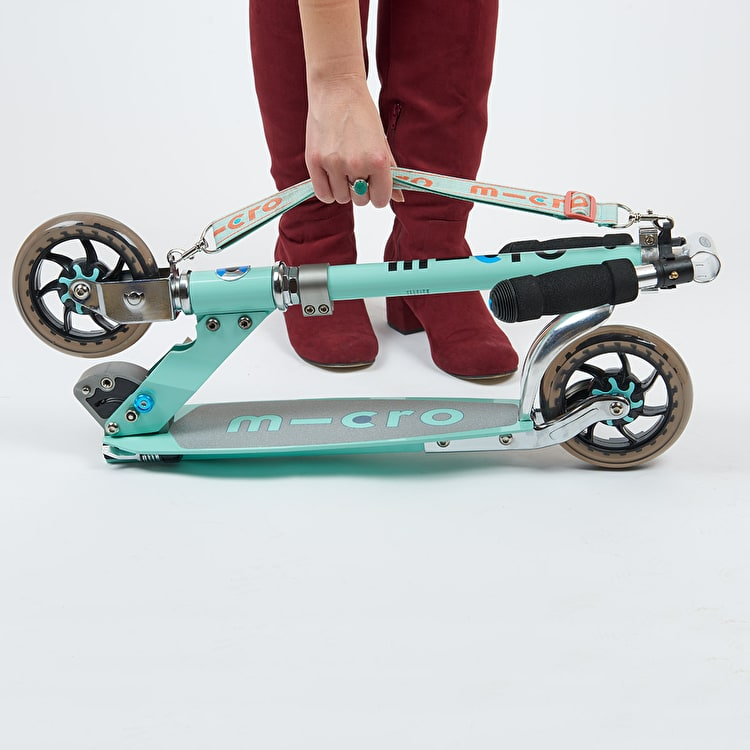 Micro Speed Folding Commuter Scooter - Mint
