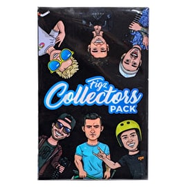 FIGZ Collection Collectors Sticker - 6 Pack