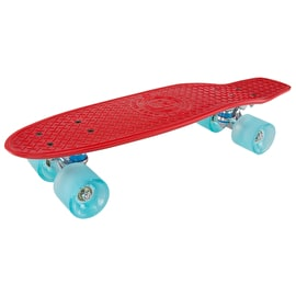 Madd Gear Pro Skins Retro Cruiser - Red/Blue