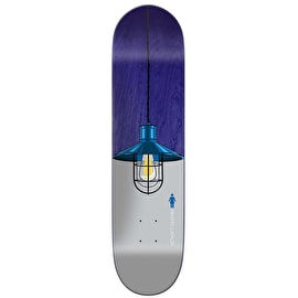 Girl Illuminated Skateboard Deck - Mike Mo 8