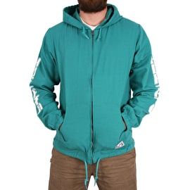 Huf Baja Jacket - Bright Aqua