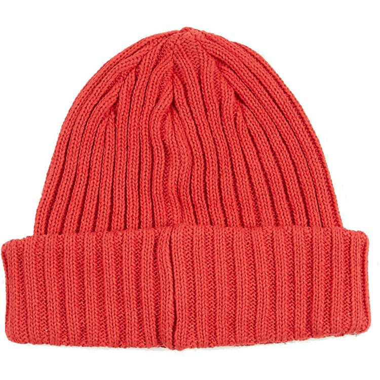 Levi's Ribbed Beanie - Red