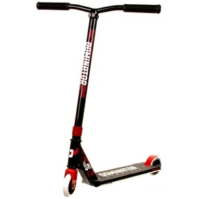 Dominator Scooter - Bomber - Black/Red (B-Stock)