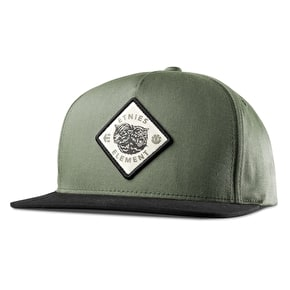 Etnies X Element Woodskeeper Cap - Black