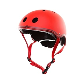 Globber Junior Helmet - Red