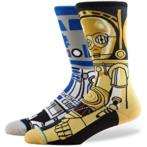 Stance x Star Wars Droid Socks