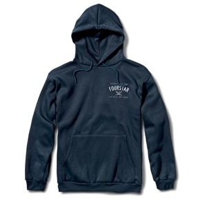 Fourstar Classic Hoodie - Navy