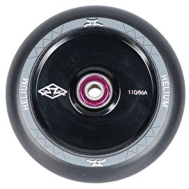 AO Helium 110mm Scooter Wheel - Black
