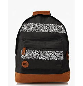 Mi-Pac Bandana Backpack - Black