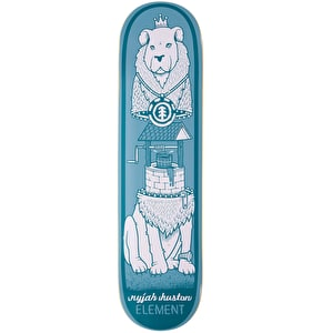 Element Zipper Skateboard Deck - Nyjah 7.75''