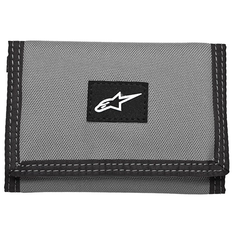 Alpinestars Friction Trifold Wallet - Charcoal
