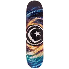 Foundation Star & Moon Galaxy III Skateboard Deck 8''