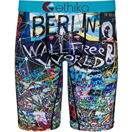 Ethika Free World Boxers - Multi