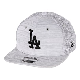 New Era Engineered Fit 9Fifty - LA Dodgers Cap - Optic White/Black