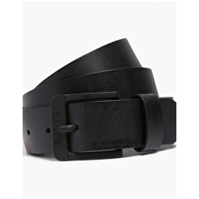 Levi's Free Gun Metal Belt - Black
