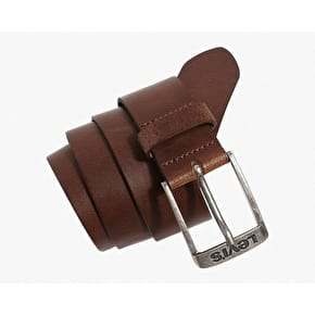 Levi's New Duncan Belt - Dark Brown