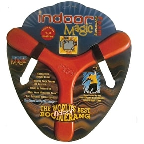 Rangs Indoor Magic Foam Boomerang
