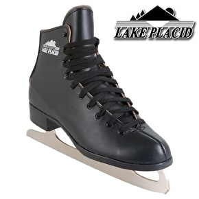 Lake Placid Leather Lined Black