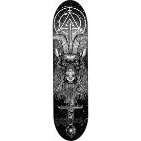 Witchcraft Goatwitch Skateboard Deck 10