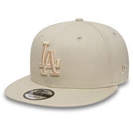 New Era Los Angeles Dodgers MLB Essential 9FIFTY Cap - Off White